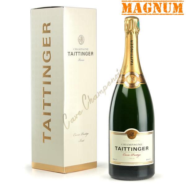 Champagne taittinger brut prestige magnum - Champagne taittinger cuvee prestige ...