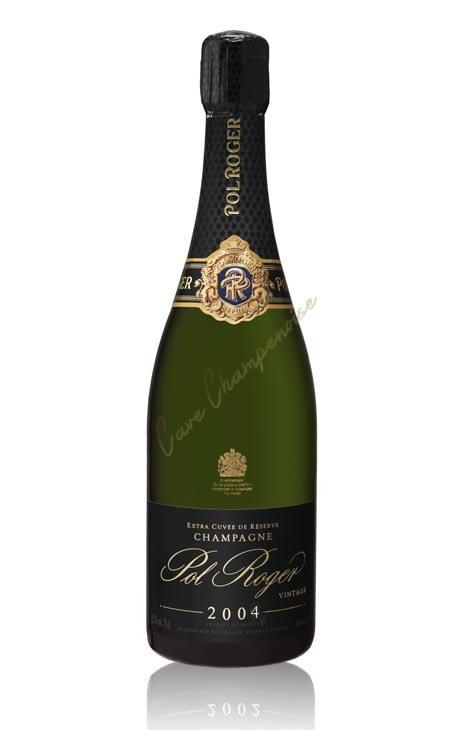 Champagne millésimé 2004