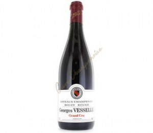Georges Vesselle Bouzy Rouge 2008 75cl