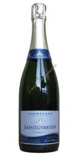 Champagne Saint Gybryen Brut Réserve Blanc de Blancs - magnum