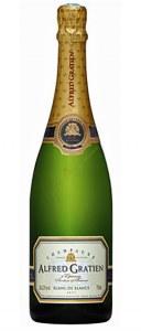 Champagne Alfred Gratien Blanc de Blancs Grand Cru 75cl