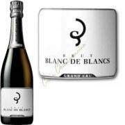 Champagne Billecart Salmon Blanc de Blancs Grands Crus 75cl
