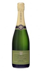 Champagne Claude Cazals Cuvée Vive Blanc de Blancs Grand Cru 75cl