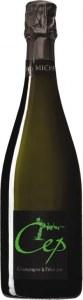 """Champagne Jean Michel - cuvée """"Cep"""" sans Souffre ajouté - Extra brut 75cl"""