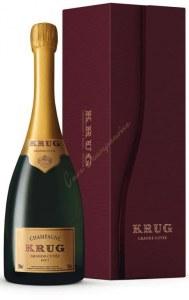Champagne Krug Grande Cuvée 75cl - coffret