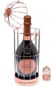 Champagne Laurent Perrier Cuvée Rosé 75cl - coffret Cage Dorée
