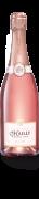 Champagne Mailly Grand Cru Brut Rosé - demi-bouteille 37,5cl