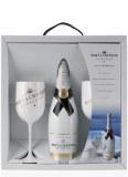 Champagne Moët & Chandon Ice Impérial 75cl + 2 flûtes