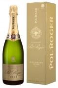 Champagne Pol Roger Brut Blanc de blancs Millésime 2004 75cl