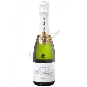 Champagne Pol Roger Brut Réserve Demi-bouteille 37.5cl