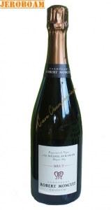 Champagne Robert Moncuit Cuvée Brut Blanc de Blancs Grand Cru Jeroboam 3l