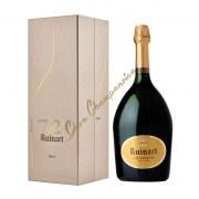 Champagne Ruinart Brut R de Ruinart 75cl - Coffret