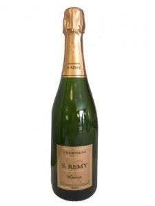 Champagne S.Remy brut réserve 75cl