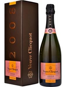 Champagne Veuve Clicquot Vintage Rosé 2008 75cl