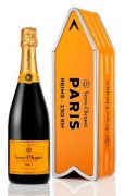 Champagne Veuve Clicquot Carte Jaune Coffret Arrow