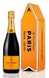 Champagne Veuve Clicquot Carte Jaune Coffret Arrow