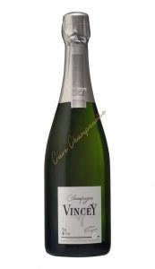 Champagne Vincey Brut Origine 75cl