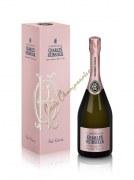 Champagne Charles Heidsieck Rosé Réserve 75cl - coffret