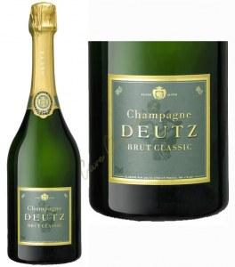 Champagne Deutz Brut Classic demi-bouteille 37.5cl
