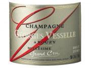 Champagne Georges Vesselle Millésime 2006 Zero Dosage 75cl