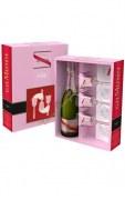 Champagne Mumm coffret Rosé Time