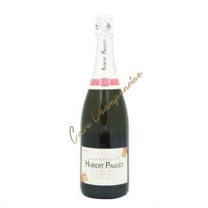 Champagne Hubert Paulet Rosé de saignée millésime 2013 75cl