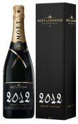 Champagne Moët & Chandon Grand Vintage 2012 75cl