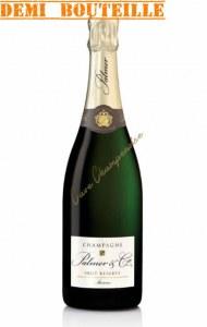 Champagne Palmer & Co Brut Réserve demi-bouteille 37.5cl
