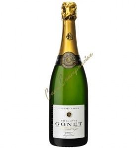 Champagne Philippe Gonet Blancs de Blancs signature 75cl