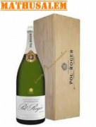 Champagne Pol Roger Brut Réserve Mathusalem 6l