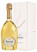 Champagne Ruinart Brut Blanc de Blancs 75cl - coffret