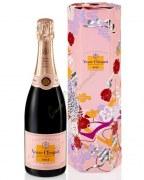 Champagne Veuve Clicquot Brut Rosé 75cl - Etui Shakkei