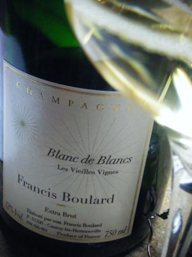Blanc de Blancs Francis Boulard