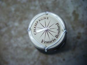 Capsule Champagne Francis Boulard