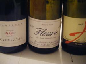 Champagne Grand Cru Blanc de Blancs Jacques Selosse