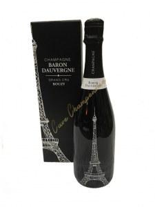Champagne Baron Dauvergne Blanc de noirs - édition limitée 75cl