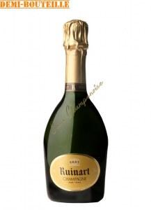 Champagne R de Ruinart demi-bouteille 37.5cl