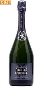 Champagne Charles Heidsieck Brut Réserve Demi-bouteille 37.5cl