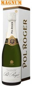 Champagne Pol Roger Brut Réserve Magnum 1.5l