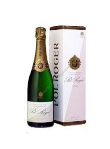 Champagne Pol Roger Rich 1/2 sec 75cl
