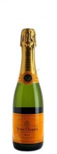 Champagne Veuve Clicquot Brut Carte Jaune demi-bouteille 37.5cl